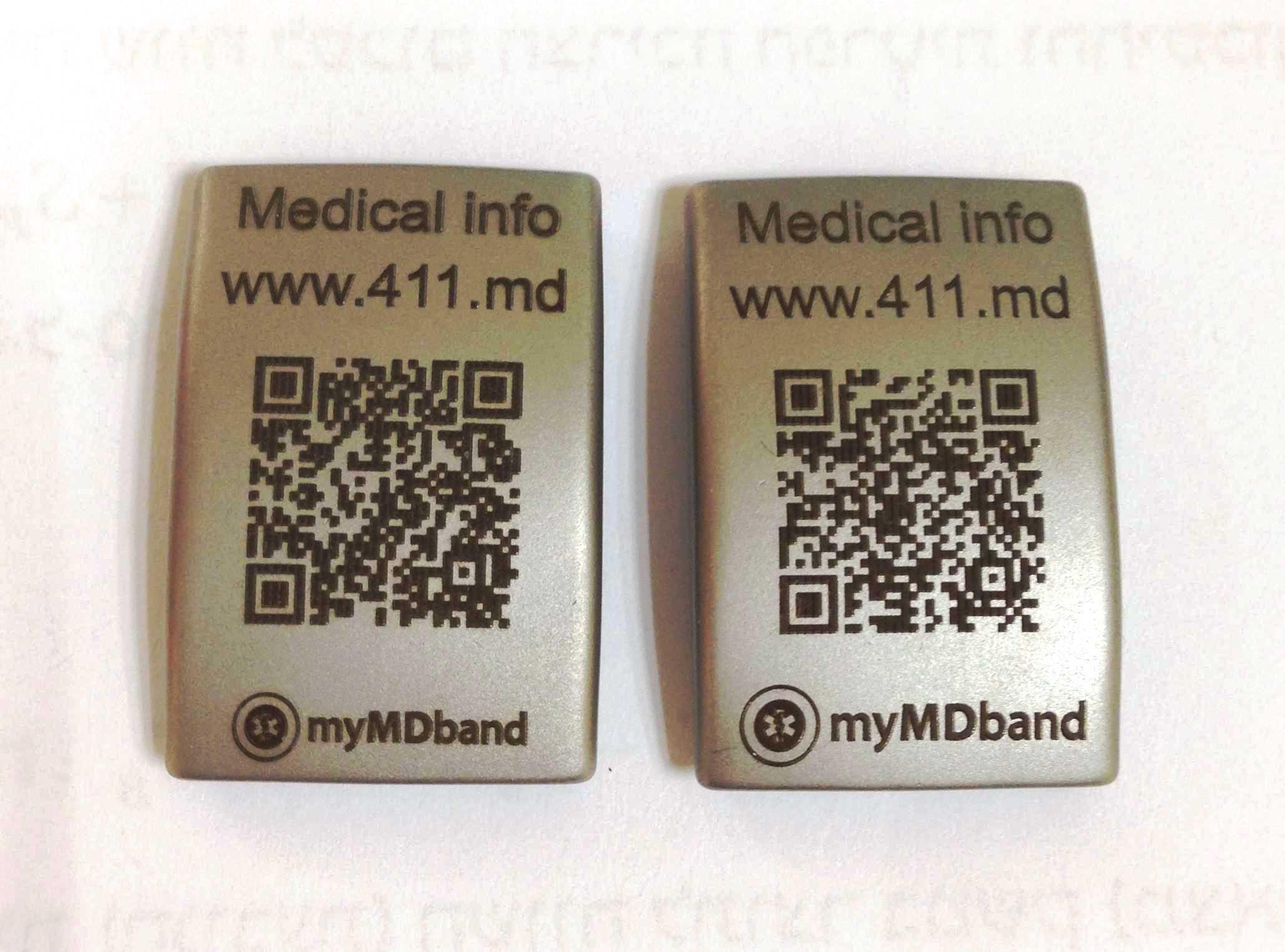 סימון מוצרים רפואיים | סימון לייזר לתעשייה הרפואית